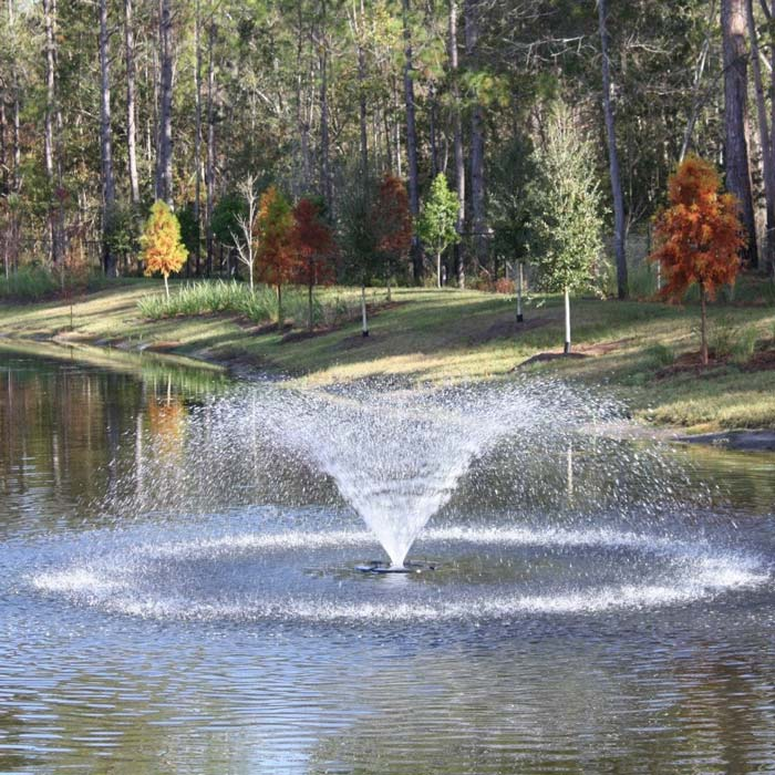 Aquamaster 1/2HP Lakewood Fountain Aerator