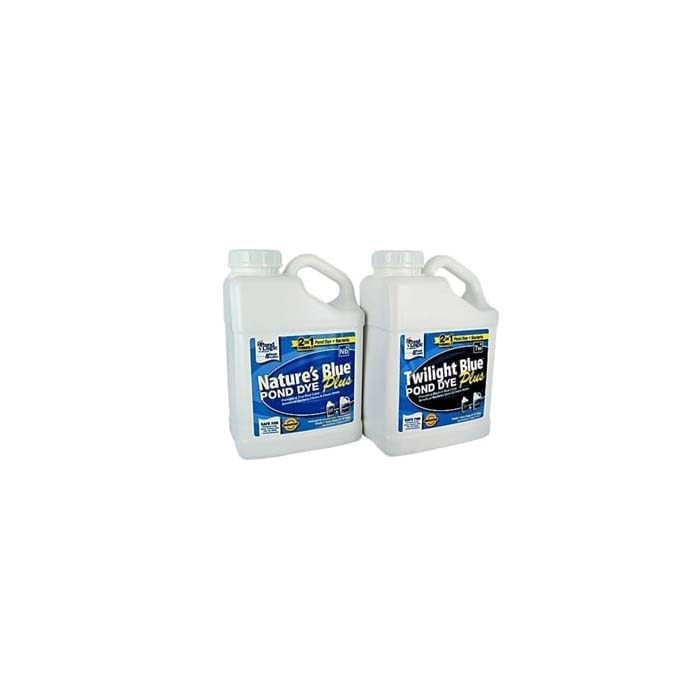 AirMax Pond Logic Pond Dye Plus Gallon