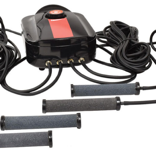 Easy Pro CAS4 Compact Aeration Series – 4 Outlet Complete Sub-Surface...