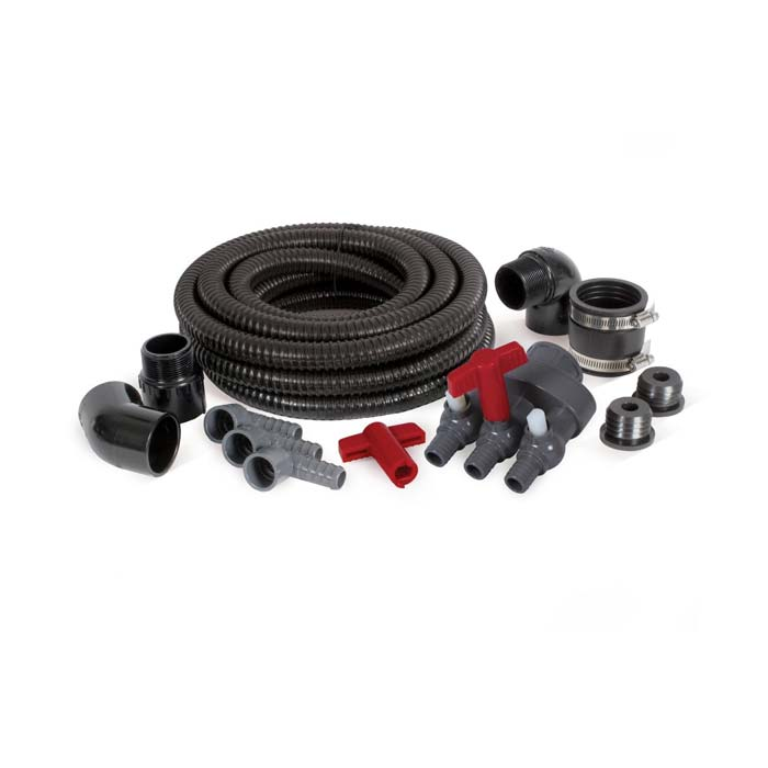 Atlantic Water Gardens 3-Way Diverter and Plumbing Kits