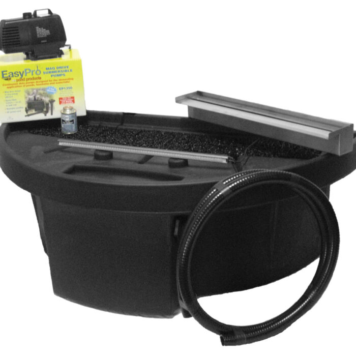 Vivanti Falls 23.5″ Disappearing Spillway Kit with Color...