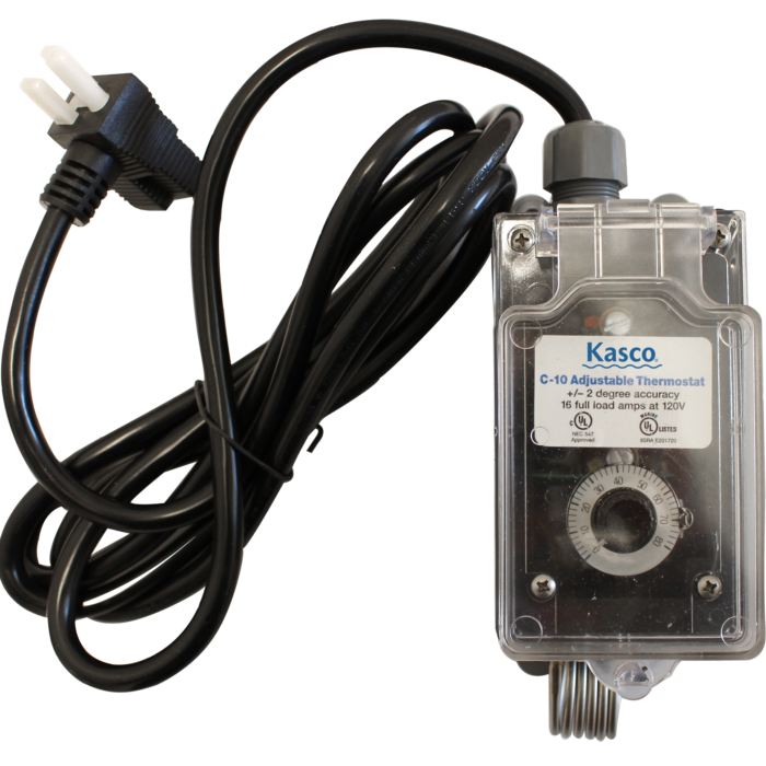 Kasco Marine: C-10 Controller | Temperature Switch