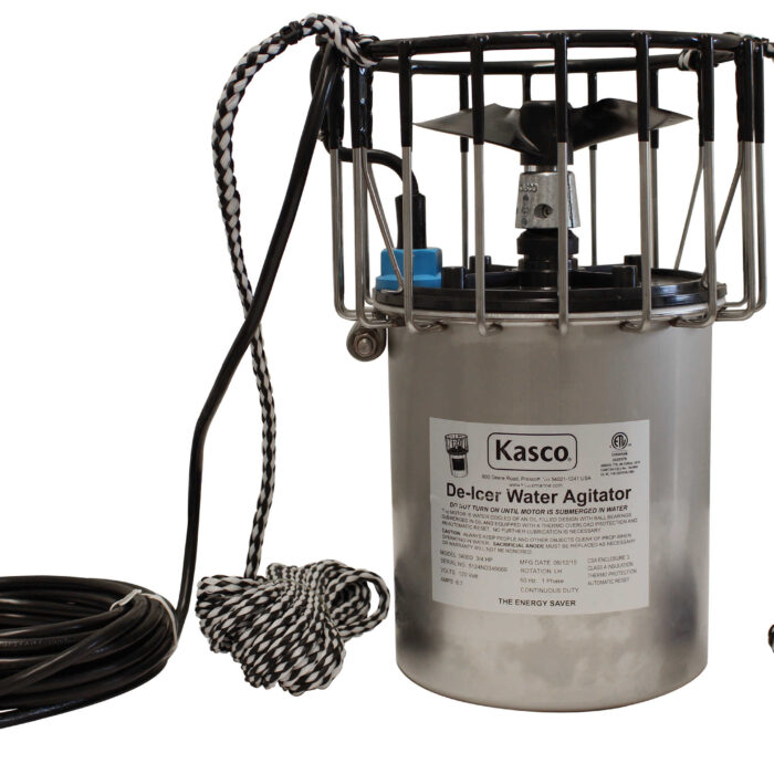 Kasco Marine:  De-Icer | Circulator | 1/2HP, 3/4HP,  1HP | 115V