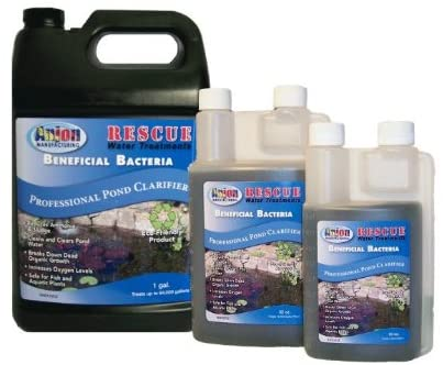Anjon Rescue Beneficial Bacteria for Lakes, Ponds and Koi Ponds