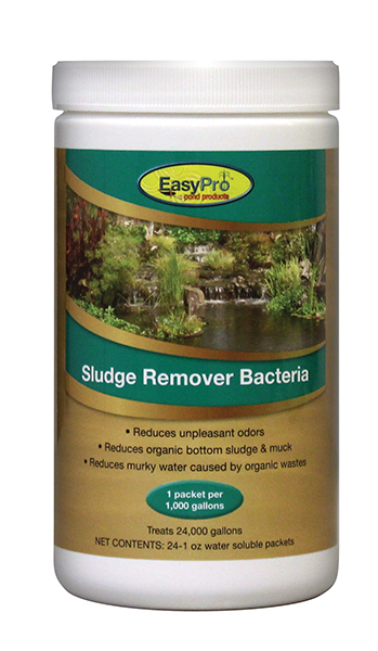 Easy Pro SRB24 Sludge Remover Bacteria – 24ct. 1oz Water Soluble Packs