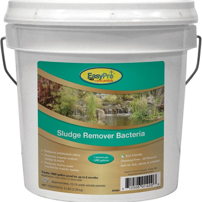 Easy Pro SRB80 Sludge Removing Beneficial Bacteria for Lakes and Ponds