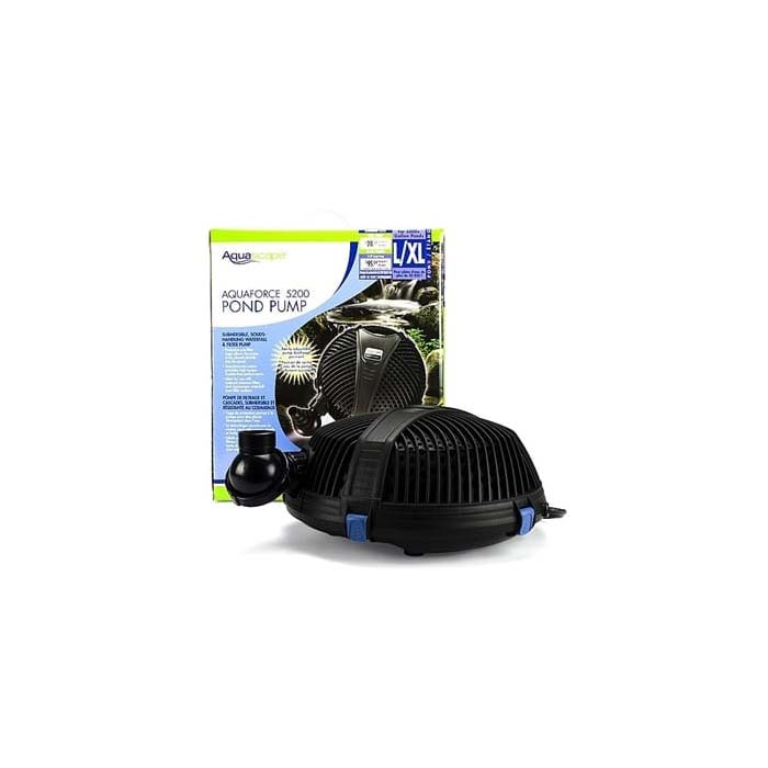 Aquascape AquaForce Solids Handling Pumps