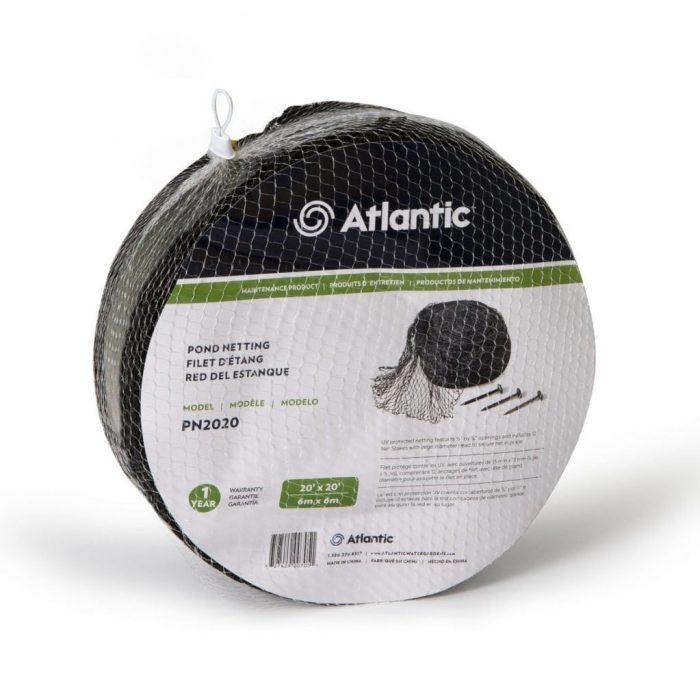 Atlantic Water Gardens Bulk Pond Netting