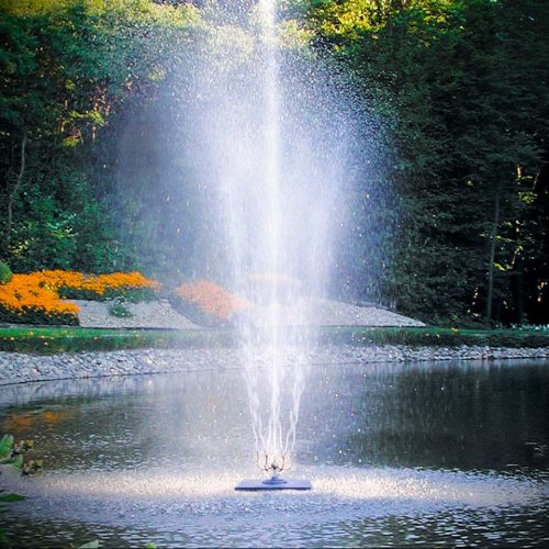 Scott Aerator Co. 1/2 HP 115V Twirling Waters Fountain