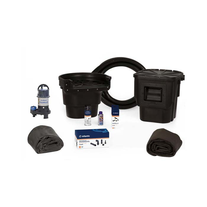 MidwestPonds Backyard Pond Kit